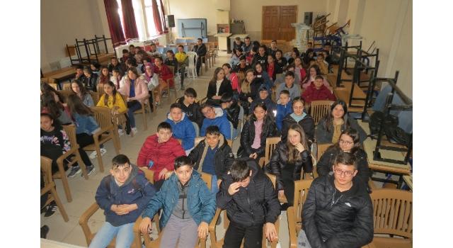 Malkara'da öğrencilere meslek seçiminin önemi anlatıldı