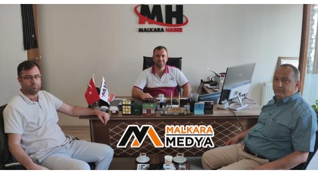 AK Parti İlçe Başkanı Gökhan Şentürk; Malkaralılar her alanda yapacağımız çalışmalarla hizmetleri yakından görecekler