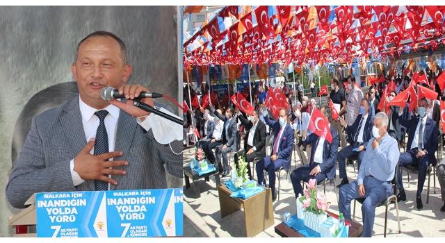 """AK Parti Malkara İlçe Başkanı Gökhan Şentürk, """"Güven Tazeledi"""""""