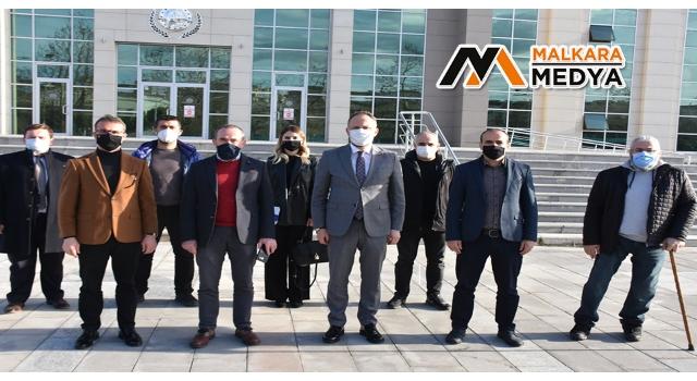 Tekirdağ AK Parti , İlker Başbuğ, Fikri Sağlar ve Can Ataklı hakkında suç duyurusunda bulundu