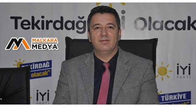 İYİ Parti Tekirdağ İl Başkanı Sertaç Alkaya, Beraat Etti