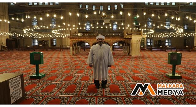 (Özel) Mimar Sinan'ın ustalık eseri Ramazan-ı Şerif'e hazır
