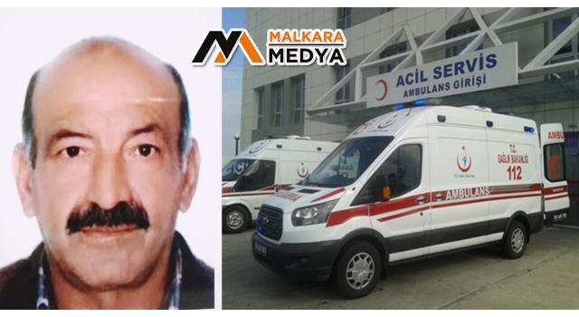 Malkara'da kamyonetin altında kalan şoför hayatını kaybetti