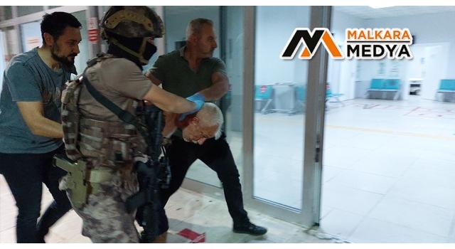 Tekirdağ'da olaya giden bekçilere silahlı saldırı: 1 bekçi şehit, 1 bekçi yaralı