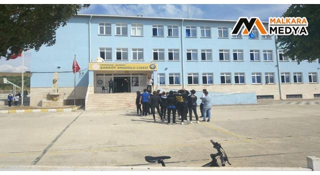 Şarköy'de 4 öğretmen ve 145 öğrenci karantinaya alındı