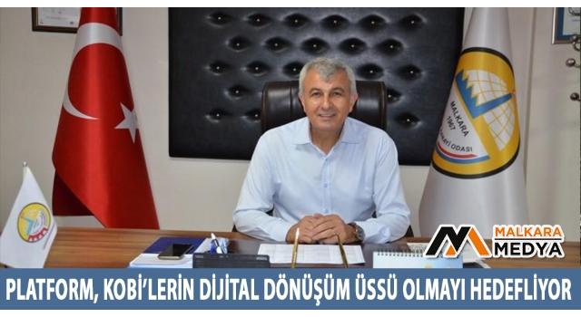 TOBB, Malkara TSO ve Visa, Akıllı KOBİ Platformu'nun hizmete açıldığını duyurdu