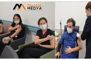 Trakya'da aşı olan kişi sayısı 119 bini geçti