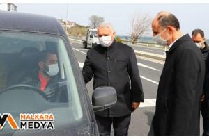 """Koronada kritik seviyelere ulaşan Tekirdağ'ın Valisi Yıldırım: """"Hastanelerimizde herhangi bir sıkıntı yok"""""""