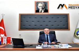 Malkara Belediye Başkan Yardımcılığı Görevine Hüseyin Vasfi Güner Getirildi