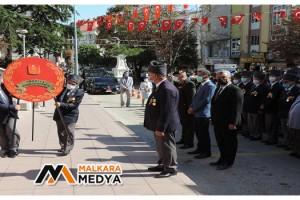 Malkara'da Gaziler Günü Törenle Kutlandı